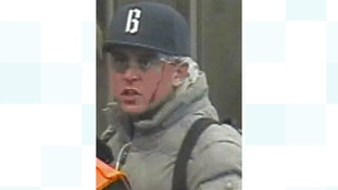 Police have released an image of a man they would like to trace after a member of Metro staff was abused in Newcastle.