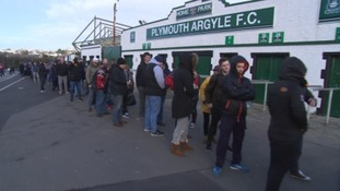 Phone lines closed after huge demand for Argyle tickets