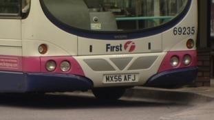 Firstbus bus