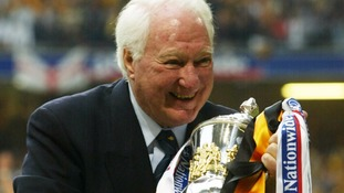 Sir Jack Hayward statue to be unveiled this year