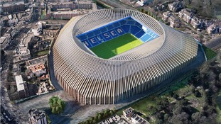 Chelsea given planning permission for new 60,000-seater stadium