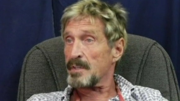 John McAfee Belize killing