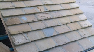Collyweston slate has been used on a range of historic buildings.