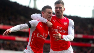 French trio sign new Arsenal deals