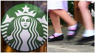 Starbucks to open drive through next to Birmingham infant school