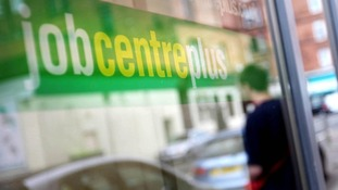 Figures show unemployment has fallen to its lowest total for over a year