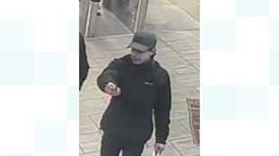 CCTV pictures released after station assault