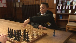 Jaden Jermy will find out at the end of the month if he has got into the England chess squad.
