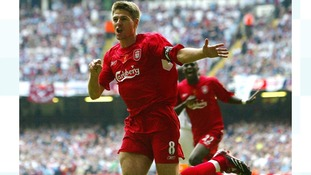 Steven Gerrard to receive the Freedom of the City of Liverpool