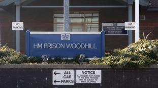 HMP Woodhill in Milton Keynes.