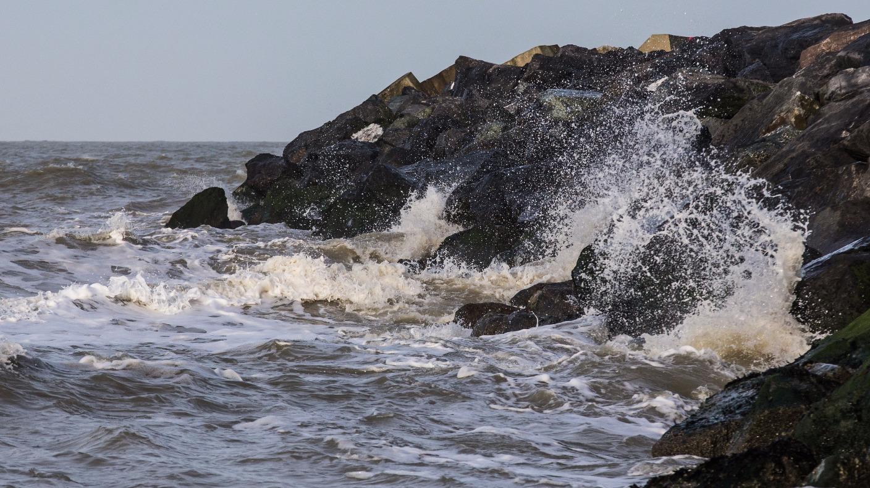 Jersey Channel Islands Weather Warning