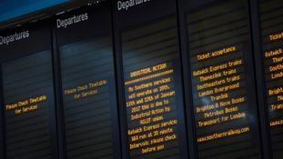 Departure monitors