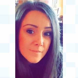 Kerri McAuley who was killed at the weekend.