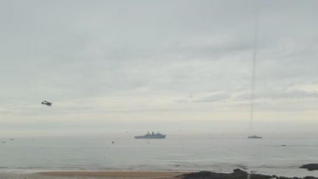 Weather warning: Take extra care at Sunderland seafront ...