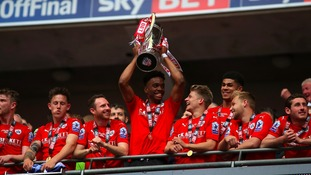 Former Barnsley promotion winner joins Scunthorpe United