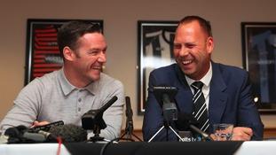 Notts County appoint ex-West Ham midfielder Nolan as boss
