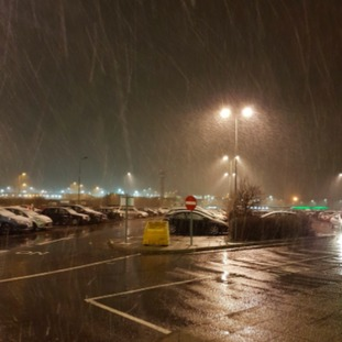 Zoe Walker's photo from Stansted Airport.
