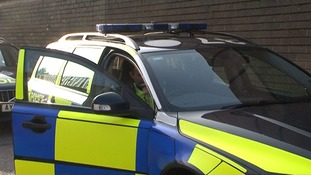 Police officers will visit homes in Suffolk tonight.