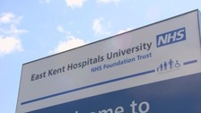 East Kent hospitals among worst for A&E waiting times