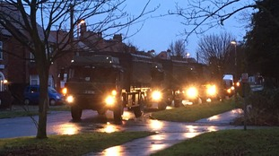 Army on standby as east coast prepares for flood threat