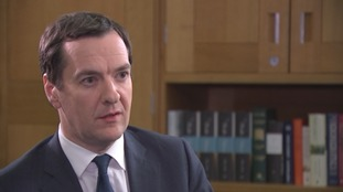 George Osborne sees evidence that a revival is underway
