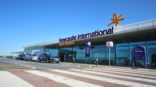 Newcastle International Airport sees continuous growth in passengers at the airport