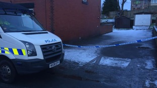 Murder investigation underway after man found dead in alleyway
