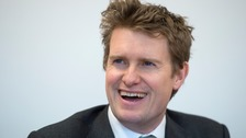 Tristram Hunt's resignation has triggered a by-election in Stoke-on-Trent
