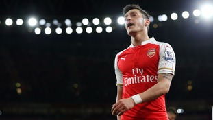Ozil future not dependent on me - Arsenal manager Wenger