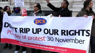 PCS Strike