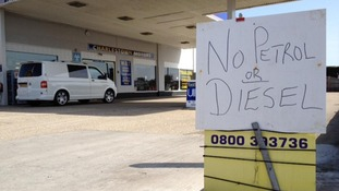 Fuel shortage fears, are you panic buying?