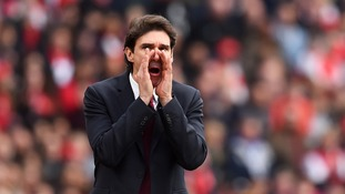 Aitor Karanka expects a tight game against 'direct opponents' Watford on Saturday