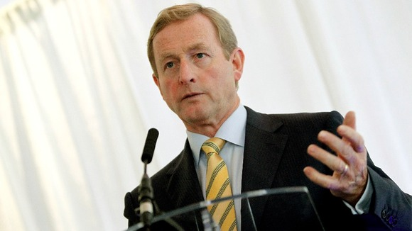Taoiseach Enda Kenny abortion