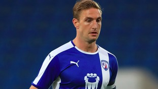 Chesterfield's Gary Liddle has signed for Carlisle United