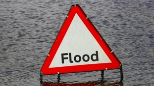 Severe flood warnings are in place in Norfolk, Suffolk and Essex.
