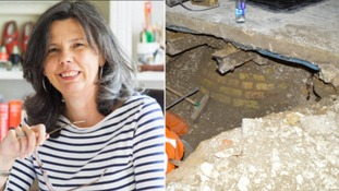 Photo released of well where author Helen Bailey's body was found