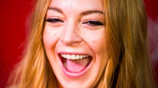 Lindsay Lohan had agreed to travel to Kettering.