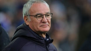 Ranieri dishes out advice to League leaders Chelsea ahead of tomorrow's match