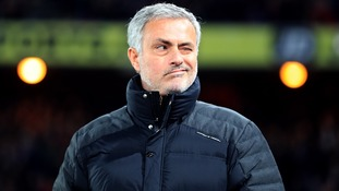 Mourinho: I am calmer than Liverpool boss Klopp