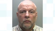 William Liversage has been jailed for three years