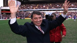 Graham Taylor died of a heart attack on Thursday