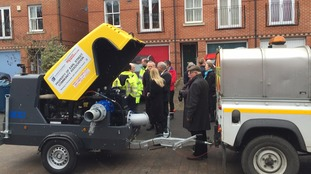 Oxford street gets dedicated flood pump after securing grant