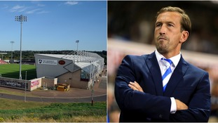Justin Edinburgh is the new Northampton Town manager.