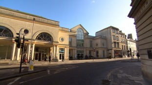 Fight over the future of Bath Central Library