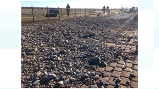 Hornsea and Withernsea take brunt of overnight storm tides