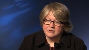 Floods Minister Thérèse Coffey