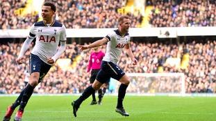 Premier League match report: Tottenham 4-0 West Brom