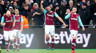 Premier League report: West Ham 3-0 Crystal Palace