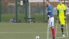 Amputee footballers come to Portsmouth