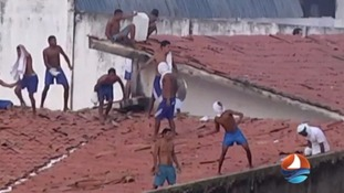 Inmates beheaded in Brazil prison riots